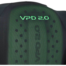 POC Spine VPD 2.0 Gilet Slim, black